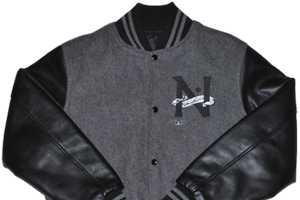Noir et Gris collection is dark and elegant