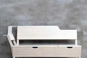 The Kitchen Sofa Provides Style and Functionality