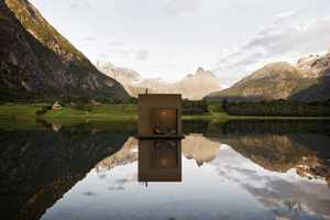 Jagne Faltmilton Has a Master Plan for Andalsnes, Norway