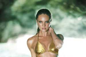 Victoria's Secret Swim 2011 Features the Sultry Candice Swanepoel