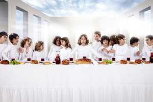 The Astrid Moller 'Last Supper' Spread is Blasphemous
