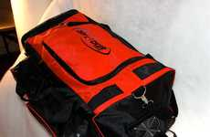 Oder-Beating Baggage - DryLocker Hockey Bags are Anti-Smell