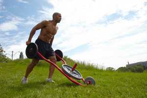 Sledbarrow Provides Multifunction Physical Workouts