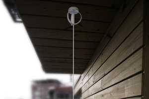 The Wind Bulb Provides Lighting While Saving Energy