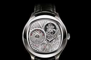 The Piaget Emperador Coussin Watch is the World's Thinnest
