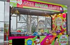 Internet-Controlled Claw Games