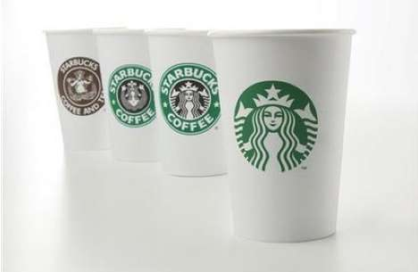 Logo Reinvention - The 2011 Starbucks Logo is Unlabeled But Distinct