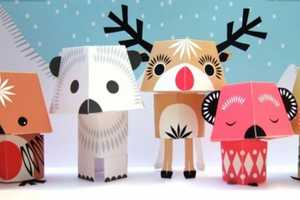 Mibo Paper Animals are Disposed of When Young Come of Age