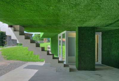 Astroturf house 10
