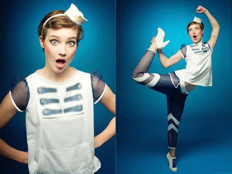 Kolja Warnecke's 'Popeye' Fashion Series