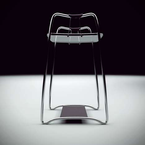 Kate Pashinova Swing Stool