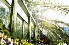 Educational Aqueducts - Jaramillo-Azuero Architects Propose Environmental Learning Centre