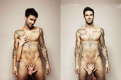 Adam Levine Cancer Awareness