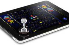 Tablet Arcade Sticks - ThinkGeek's Joystick-It Brings Retro Control to the iPad