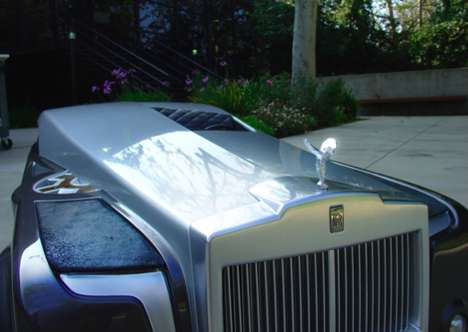 rolls royce apparition