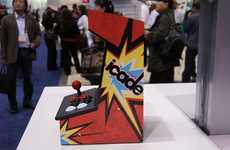 iPad Arcade Mods - Ion iCade Gaming Cabinet is a Retro Revelation