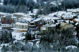 Switchback Entertainment Films an Itty-Bitty Whistler Blackcomb