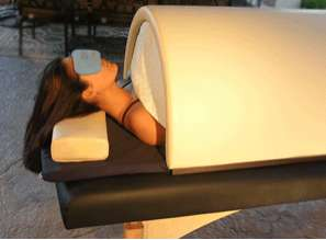 Self-Spoiling Spas - The Personal Sauna Lets You Personalize the Pampering