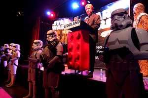 California Resort Announces Star Wars LEGOLAND