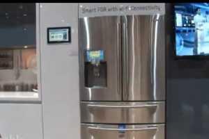 The Samsung RF4289 Refrigerator is a Tech-Savvy Kitchen Appliance