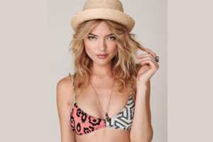 The Free People 2011 Swimwear Line is Caught Between Land and Water