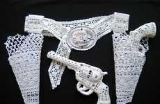 Crochet Weaponry