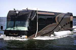 The TerraWind is a Sea-Dwelling Recreational Vehicle
