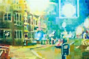 Enda O'Donoghue Transforms Low Quality Phone Pictures into Paintings