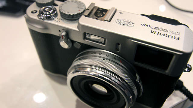 Retro-Bodied Digital Cameras