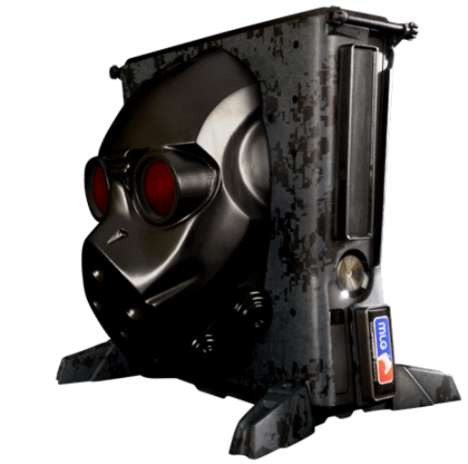 Intimidating Console Cases - The Calibur11 MLG Vault Takes Your Gaming to the Next Level