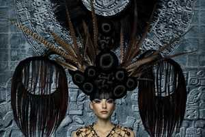 Avant Garde Hairstyles by Arnostyle are Awesomely Futuristic