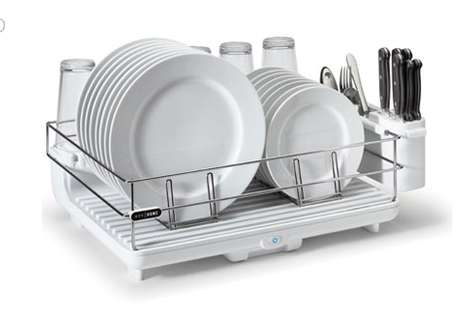bon home heat & dry dish rack