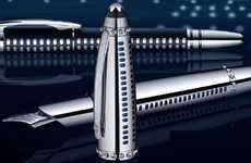 Airplane-Inspired Stationaries