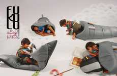 Fish-Shaped Kids Furniture