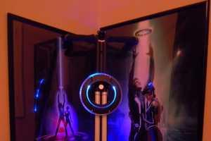 Ricky Brigante Designs His Own TRON Legacy Segway
