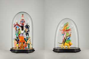 The 20/20 Series by Lucas Mongiello Gives Toys a Second Life