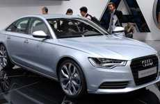 Revamped Eco Vehicles - The Audi A6 Hybrid Attracts Attention at NAIAS 2011