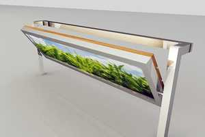 The Billboard Bench by Relja Perunovic Serves Public & Company Interests