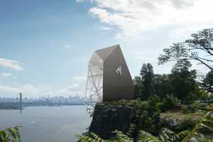 Polyhedra by Axis Mundi Lets You Live on the Edge