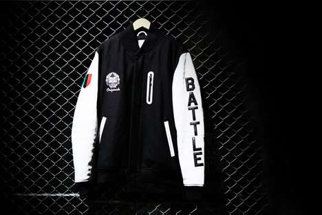 Badass NBA Attire - Wear the Nike x Kobe Bryant Destroyer Varsity Jacket to the Field