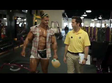 Hilarious Bodybuilder Spoofs
