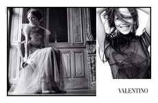 Content Couturetography - The Valentino Spring 2011 Campaign Marks the Season's Best