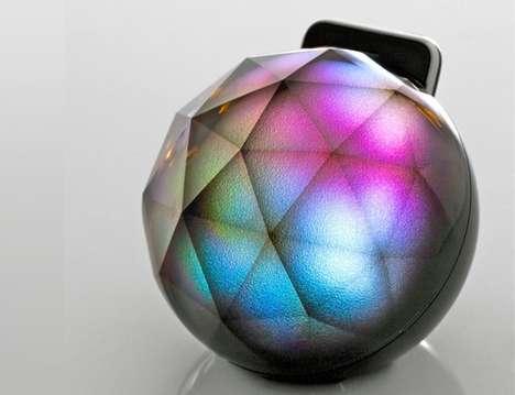 Chromatic Egg Docks - The Yantouch Black Diamond is an Ambient Beauty