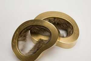 Lucy Jenkins Makes Ethical Fur Bangles