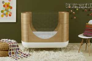 The Ubabub Pod Cot Sleeps Youngsters aged 0 to 4
