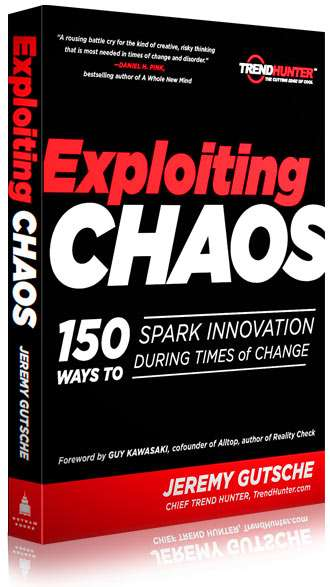 Learn 150 Ways to Spark Innovation - The EXPLOITING CHAOS eBook Now Available!
