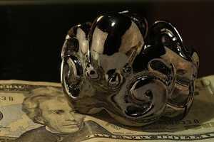 Blue Bayer Design Grasps Us With the Octopus Bracelet