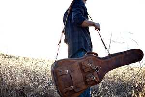 The Arizona Arena Guitar Case Adds Style and Functionality