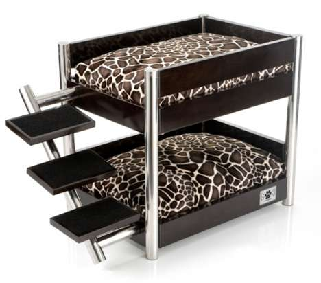 Pet Bunk Bed