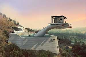 Andreas Angelidakis Brings Us His Concept for the Hills